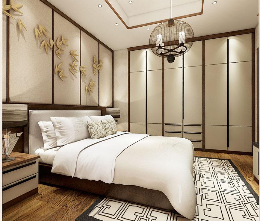 卧室床-WS001