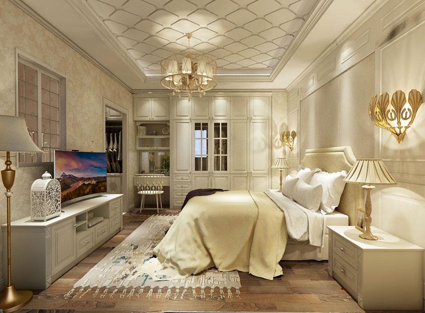 卧室床-WS002