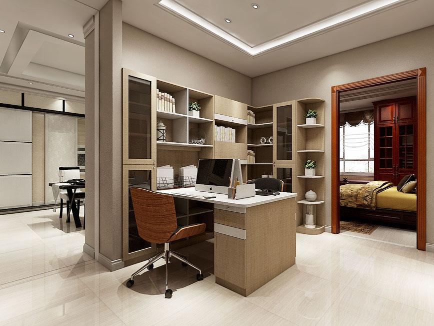 书房组合柜-SF001