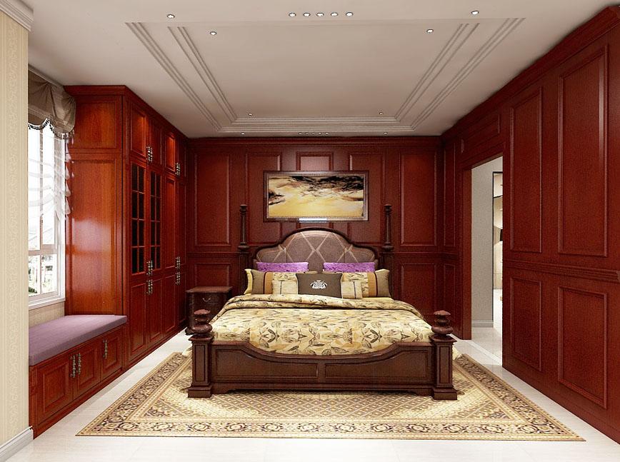 卧室床-WS005