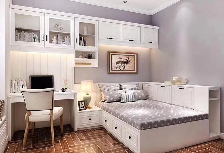 卧室组合柜-009