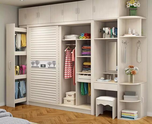 双十一想多买20件衣服?你需要这样的衣柜!